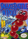 Snake Rattle 'n Roll (Nintendo Entertainment System)